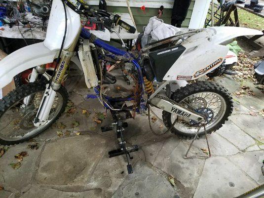 dirt bike repair nh
